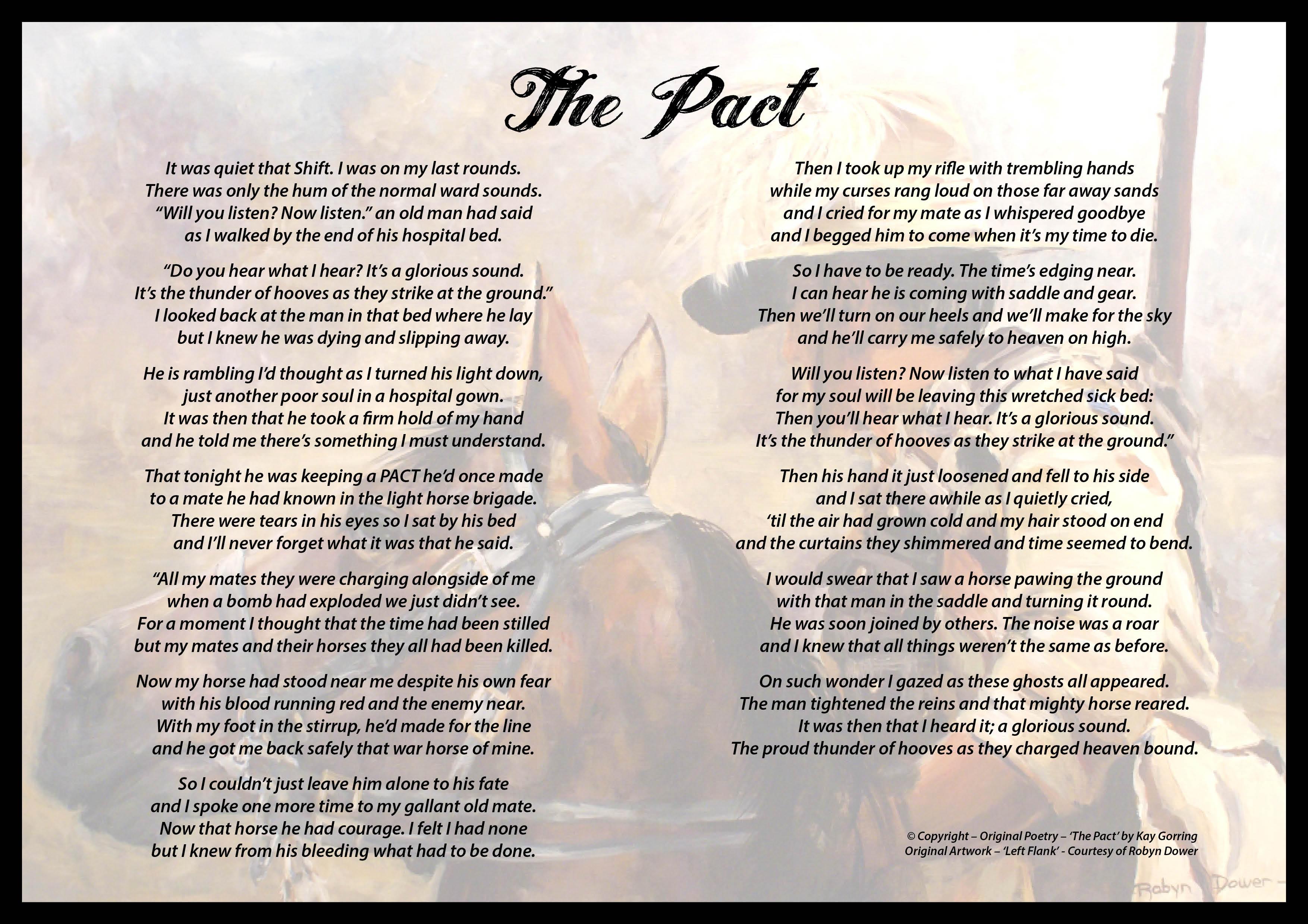The Pact | Kay Gorring